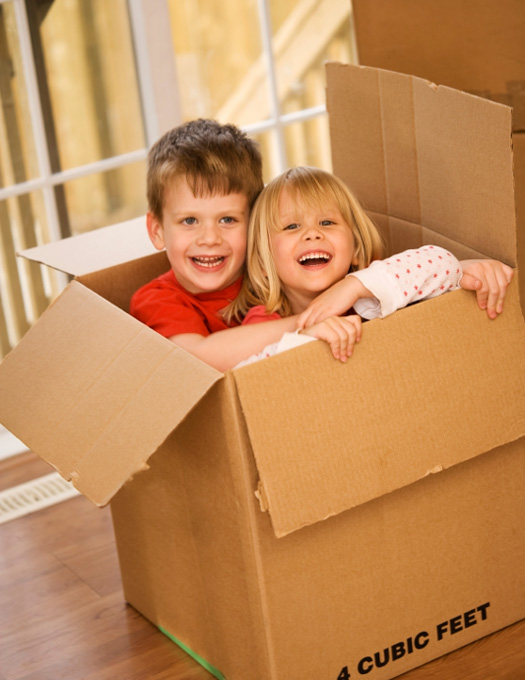 children-in-moving-box