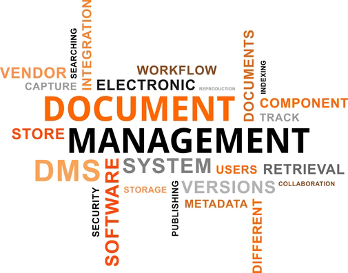 electric document management